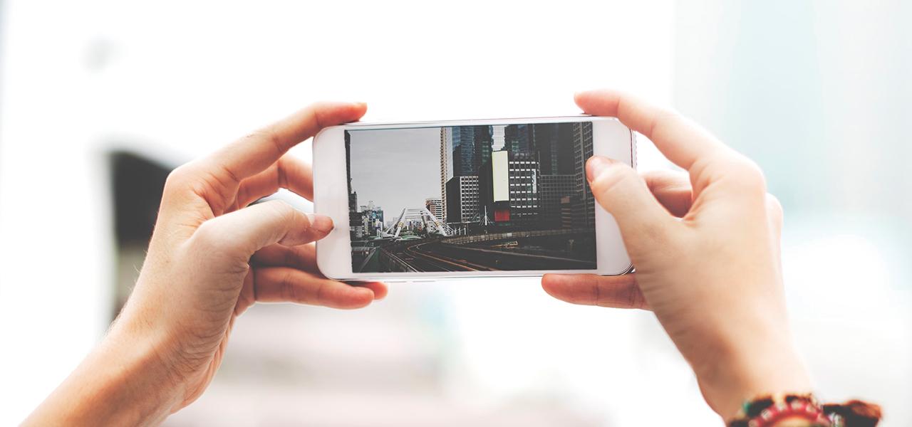 smart phone cameras