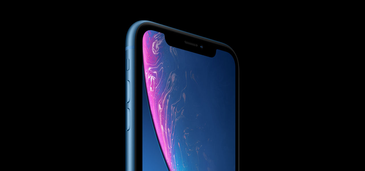 iphone xr display review