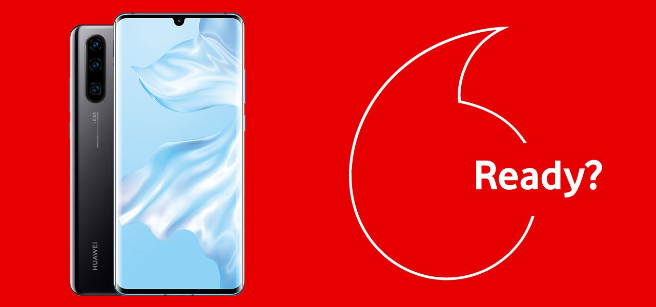 Huawei p30 pro red entertainment