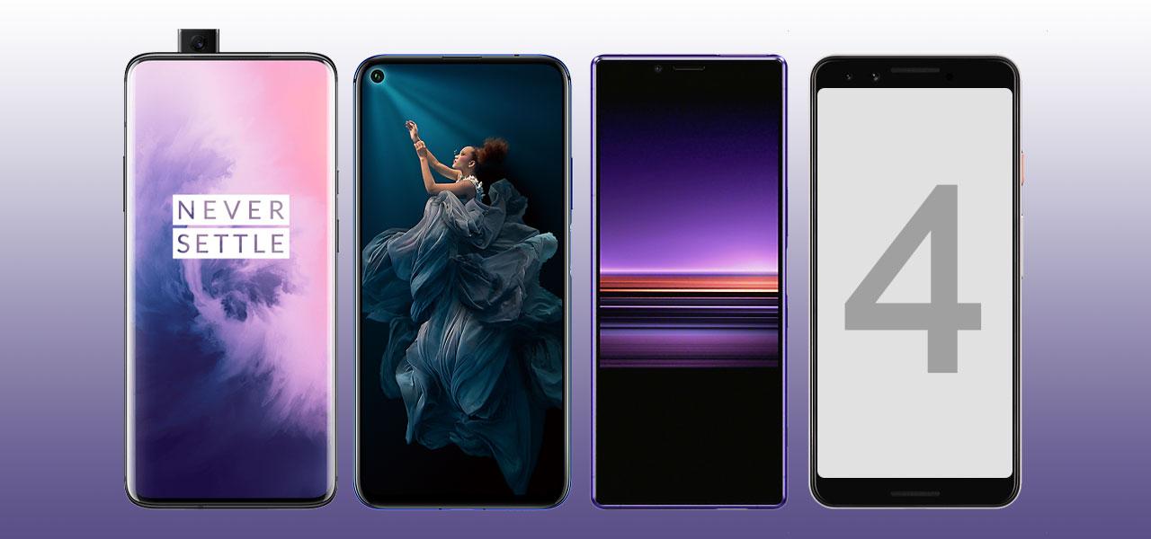 the best smart phones 2019