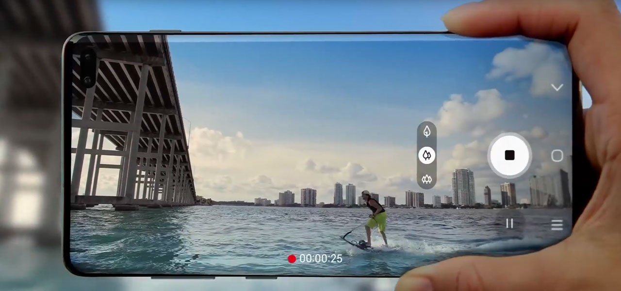 Samsung Leading Charge With New Innovative Camera System