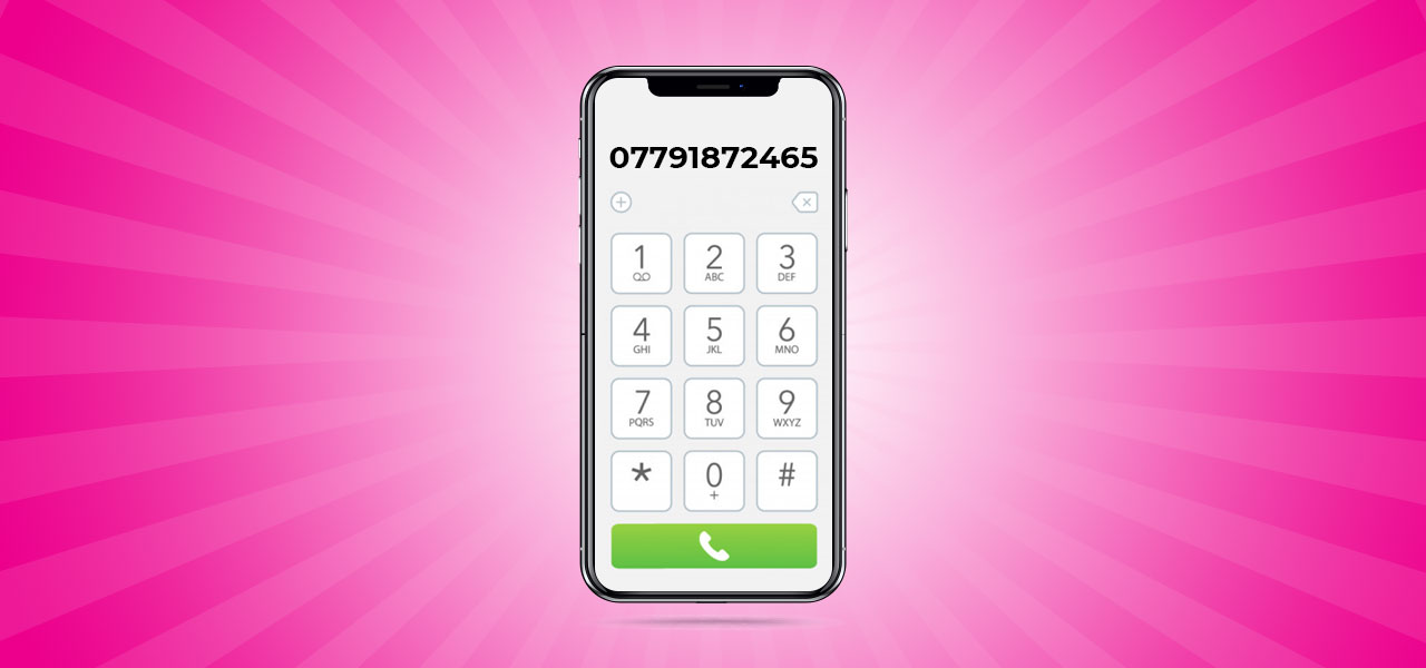 keeping your existing mobile phone number