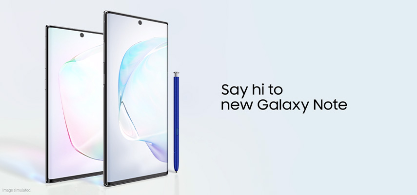 Samsung galaxy note 10 display review