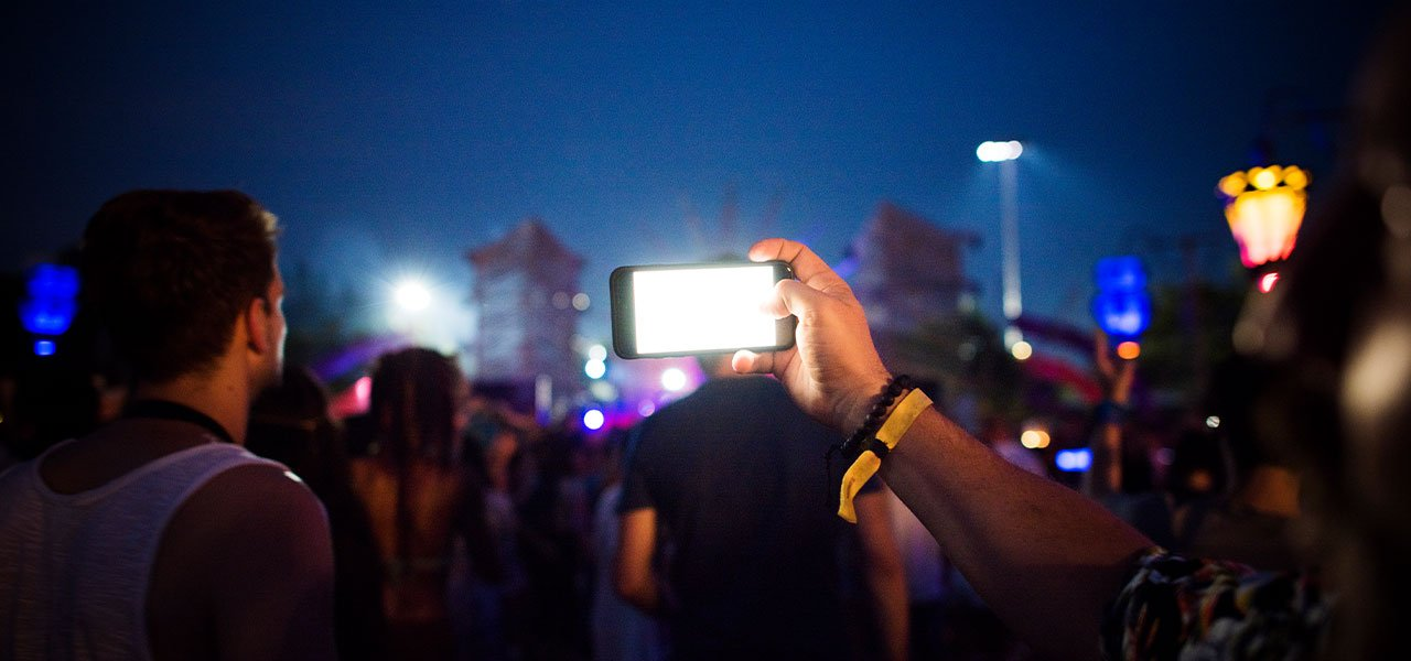 whats your perfect festival phone