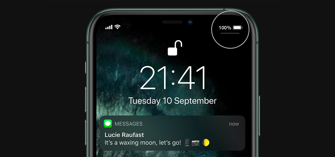 How to Show Battery Percentage on iPhone 11 Pro - Fonehouse Blog