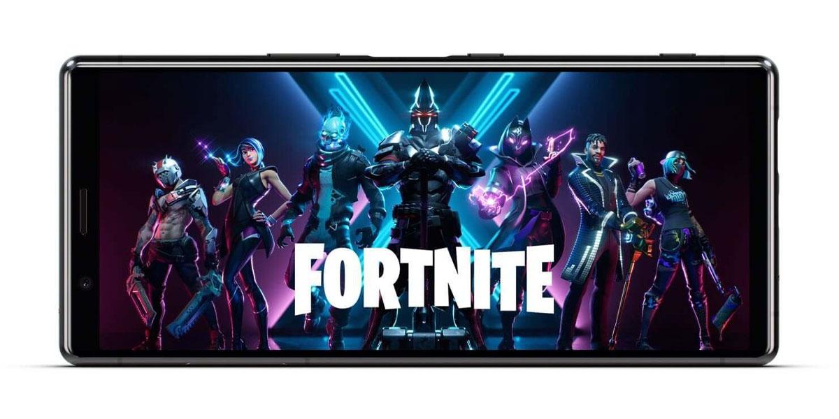 sony xperia 5 gaming phone
