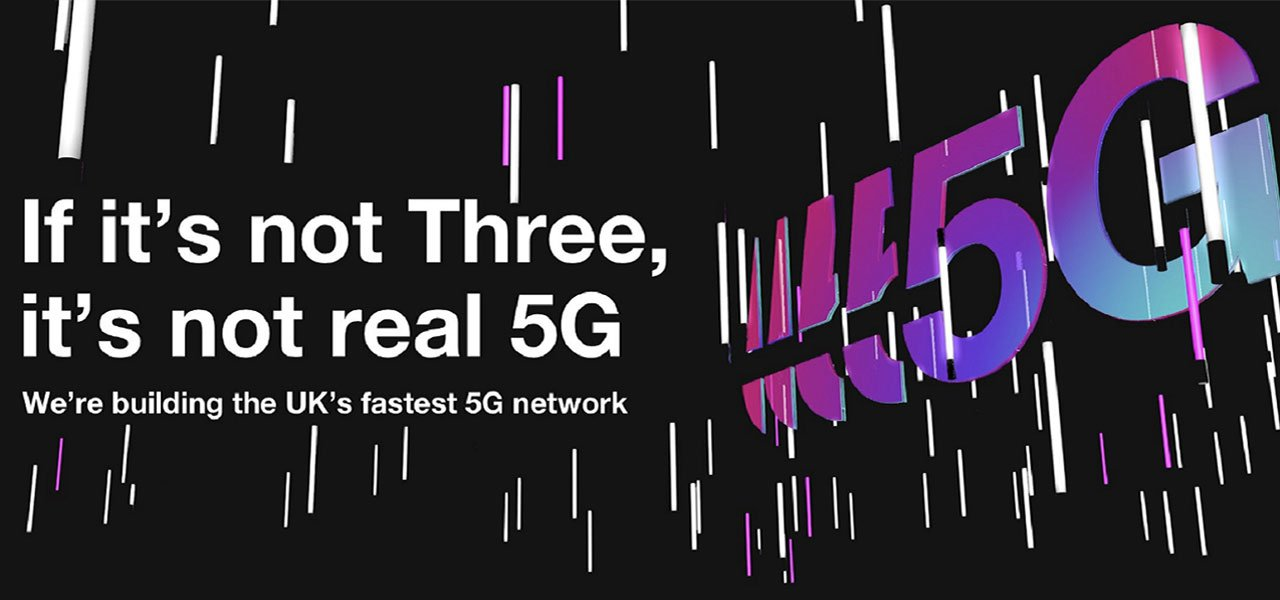 Three 5G, Hands-on with the Network
