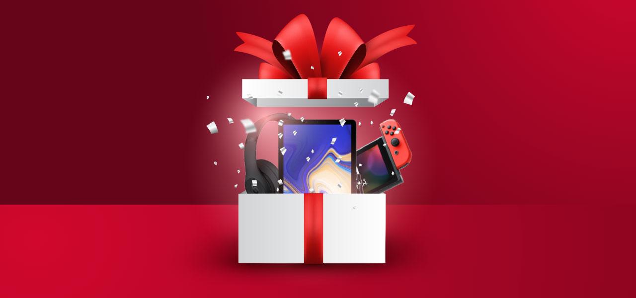 christmas tech gifts