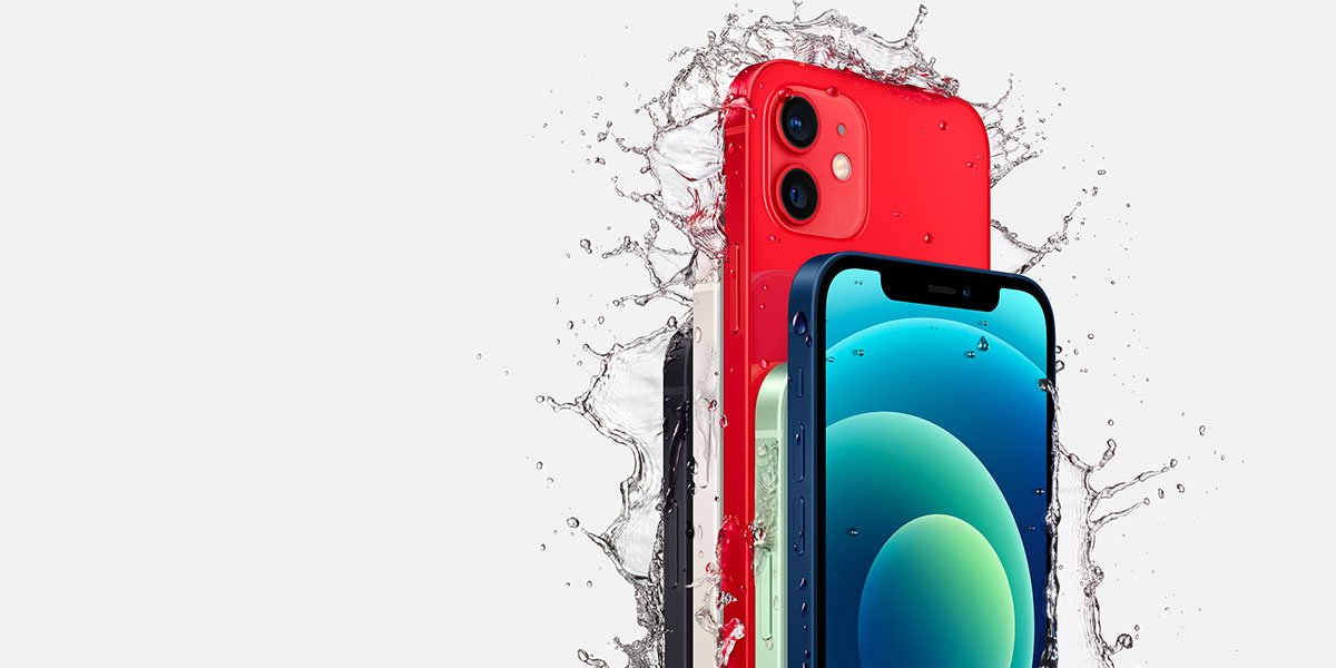 is-the-iphone-12-water-proof
