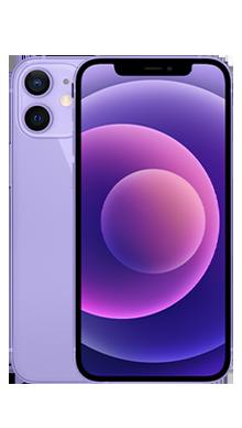 iPhone 12 mini 5G 64GB Purple