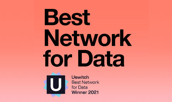 Network for data