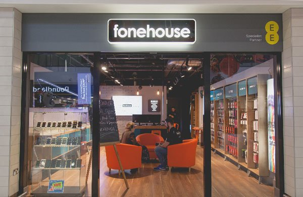 Store Finder Fonehouse