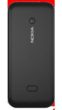 Alcatel Pixi 3 Black Back