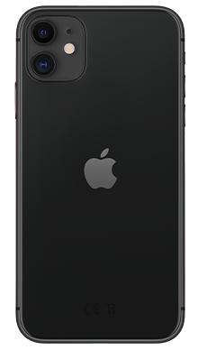 Apple iPhone 11 128GB Black Back