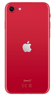 iPhone SE 64GB Red Front