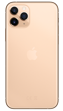 Apple iPhone 11 Pro 64GB Gold Back