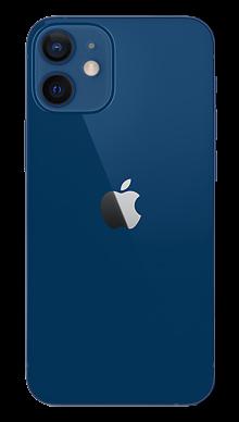 iPhone 12 5G 64GB Blue Back