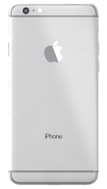Apple iPhone 6 32GB Space Grey Back