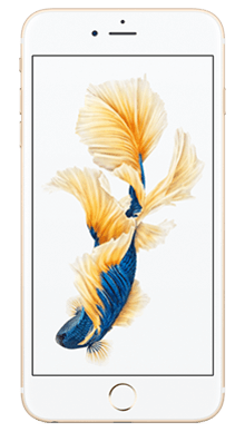 Apple iPhone 6s Plus 32GB Gold Front
