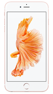Apple iPhone 6s Plus 128GB Rose Gold Front