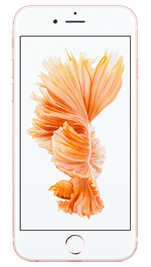 Apple iPhone 6s 32GB Rose Gold Front