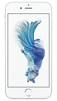 Apple iPhone 6s 32GB Silver Front