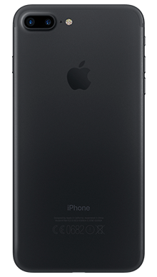Apple iPhone 7 Plus 32GB Black Back