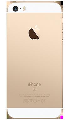 Apple iPhone SE 32GB Gold Back