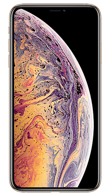 Apple iPhone Xs Max 64GB Gold Front