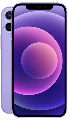 iPhone 12 5G 64GB Purple