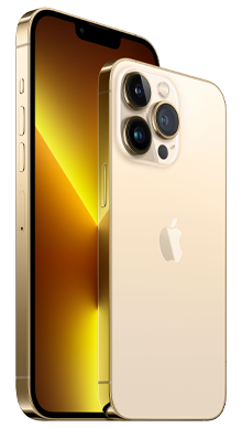 iPhone 13 Pro Max 5G 128GB Gold Front