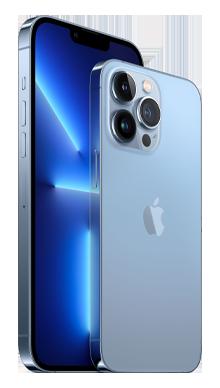 iPhone 13 Pro 5G 128GB Sierra Blue Front