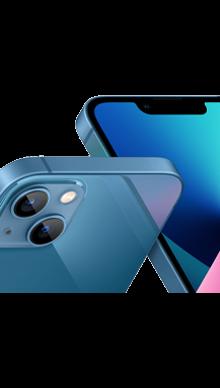 iPhone 13 5G 128GB Blue Side