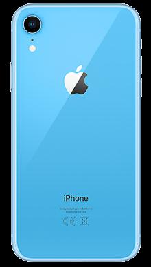 Apple iPhone Xr 128GB Blue Back
