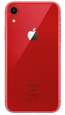 Apple iPhone Xr 128GB Red Back
