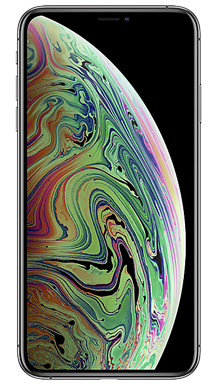 Apple iPhone Xs Max 256GB Space Grey Front