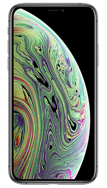 Apple iPhone Xs 64GB Space Grey Front