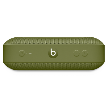 Beats by Dr Dre. Pill+ Green  Front