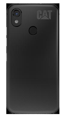 CAT S52 64GB Black Back