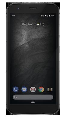 CAT S52 64GB Black Front