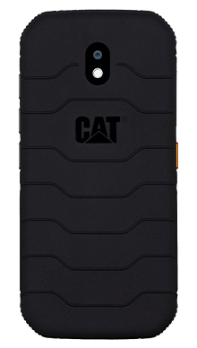 CAT S42 32GB Black Back