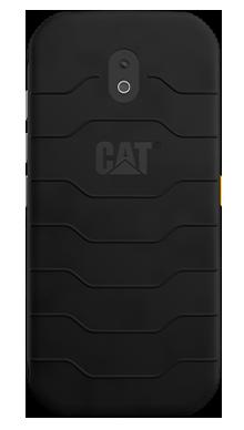 CAT S42H Plus 32GB Black Back