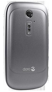 Doro 6520 Black Back