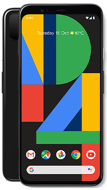 Google Pixel 4XL 64GB Just Black