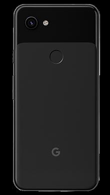 Google Pixel 3 XL 128GB Just Black Back