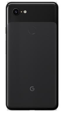 Google Pixel 3 XL 64GB Just Black Back