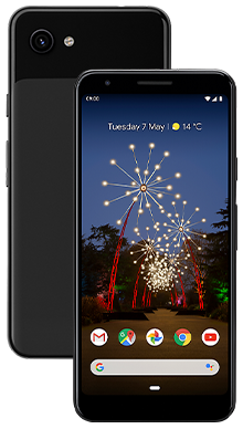 Google Pixel 3a 64GB Black