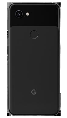 Google Pixel 3a 64GB Black Back