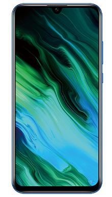 Honor 20e 64GB Phantom Blue Front