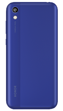 Honor 8S Blue Back